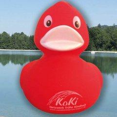 Badeenten für KOKI Netzwerk